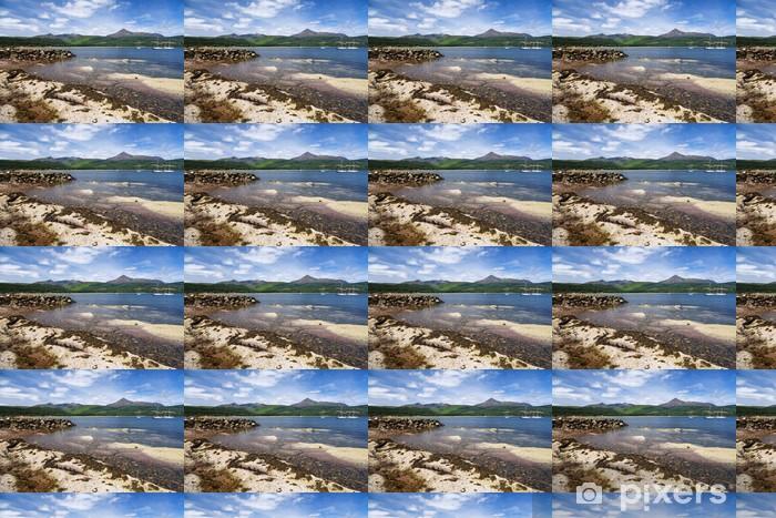 Vinyltapete nach Maß Brodick Bucht - Berge