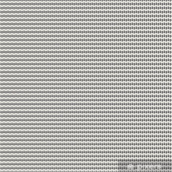 Vinyltapete Nahtlose geometrische Muster. - Grafische Elemente