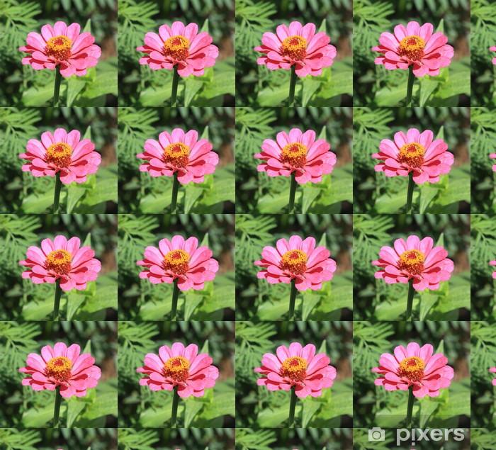 Papier peint vinyle sur mesure Maire fleur - Saisons