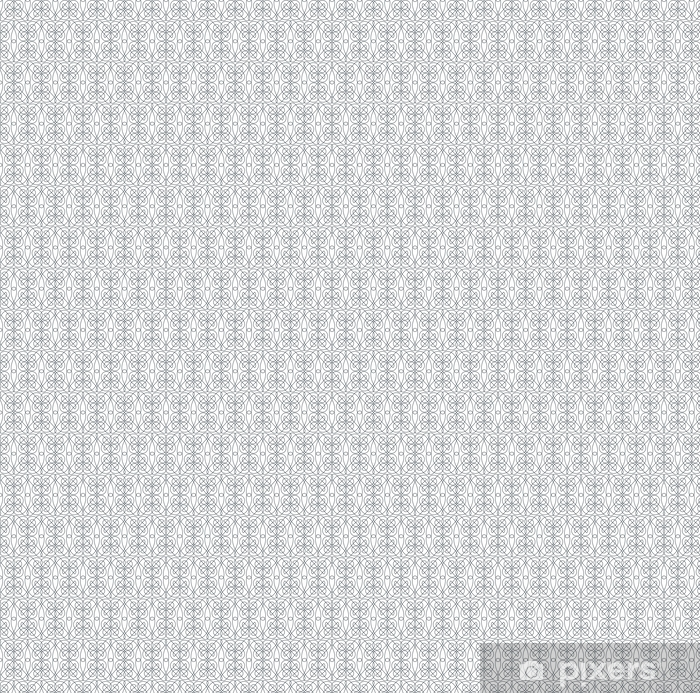 Geometric abstract seamless pattern. Linear motif background. Mo Vinyl custom-made wallpaper - Graphic Resources