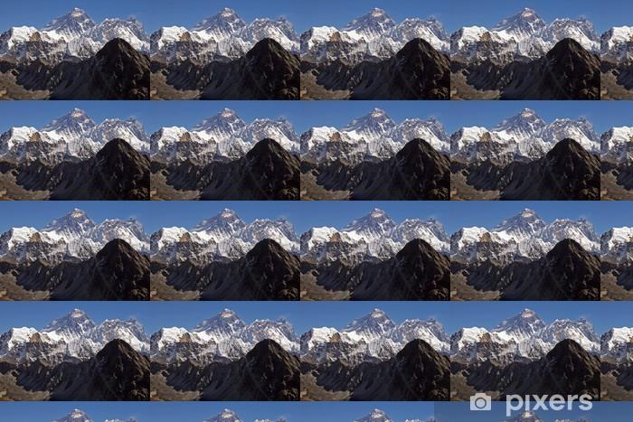 Tapeta na wymiar winylowa Początek świata Everest 8848 - Azja