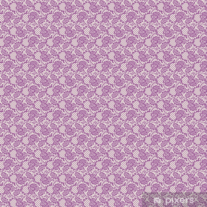 Pink Lace Seamless Pattern Vinyl custom-made wallpaper - Graphic Resources