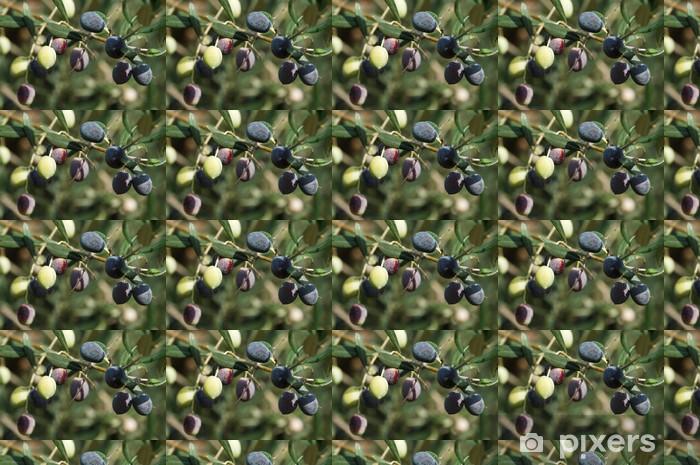 Tapeta na wymiar winylowa Oliwa invaiate - Przyprawy i zioła