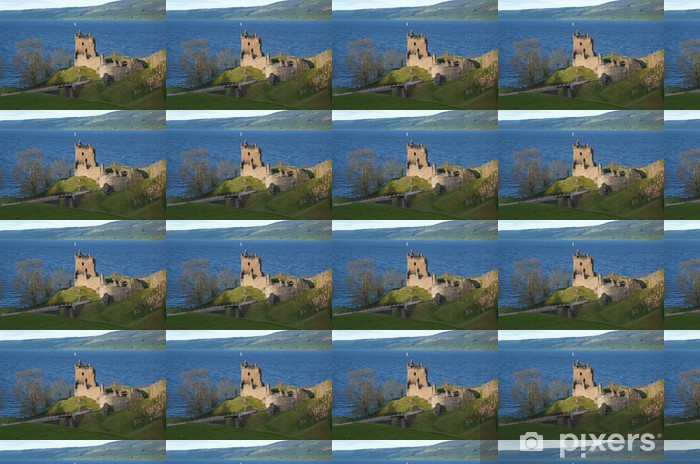 Tapeta na wymiar winylowa Urquhart Castle - Zabytki