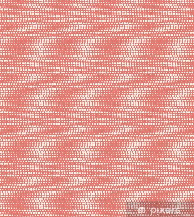 Vector Illustration Of Seamless Halftone Background In Red Pastel Colors Wallpaper Pixers We Live To Change