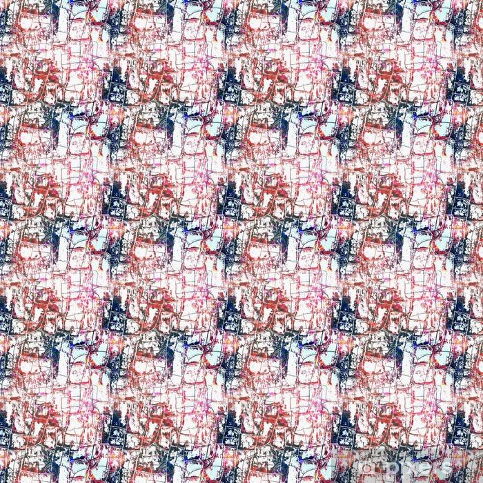 Tapeta na wymiar winylowa Grunge tekstury bez szwu - Zasoby graficzne