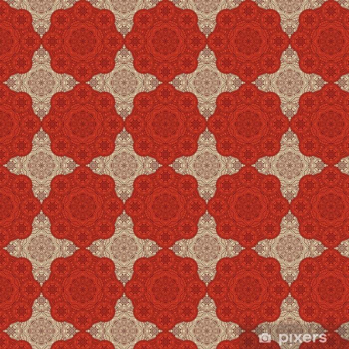 Tapeta na wymiar winylowa Etnicznej kwiatowy szwu - Zasoby graficzne