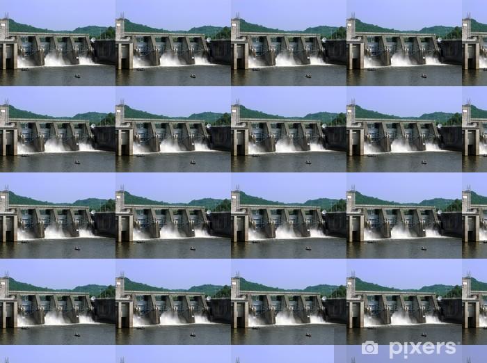 Vinylová tapeta na míru Cordell Hull Dam - Amerika