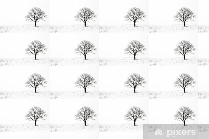 Papel pintado estándar a medida Invierno soledad - Temas