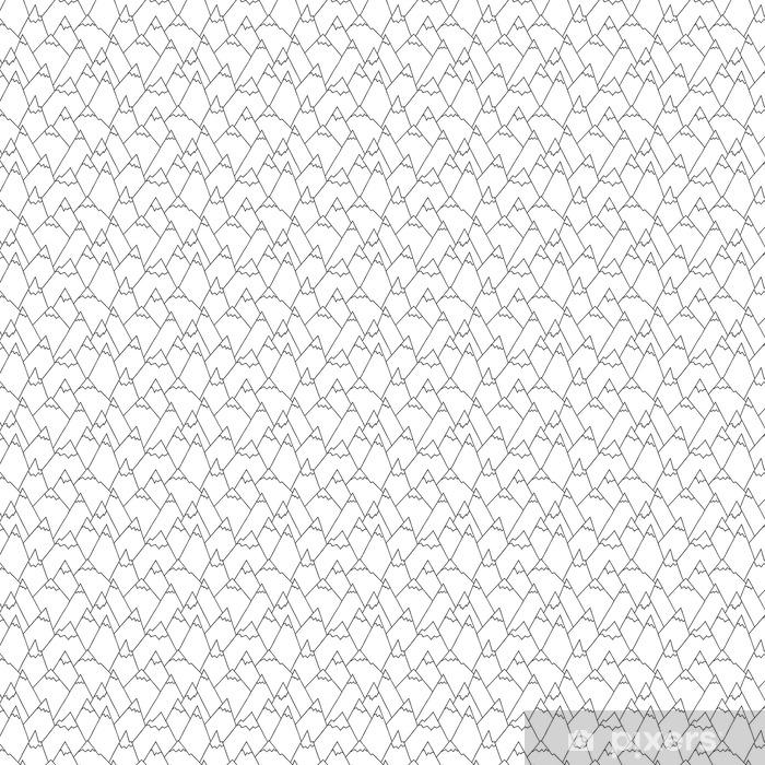 Tapete Natur Nahtlose Muster In Schwarz Und Weiß Repetitive Textur