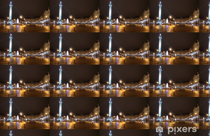 Tapeta na wymiar winylowa Place Vendôme, Paris - Miasta europejskie