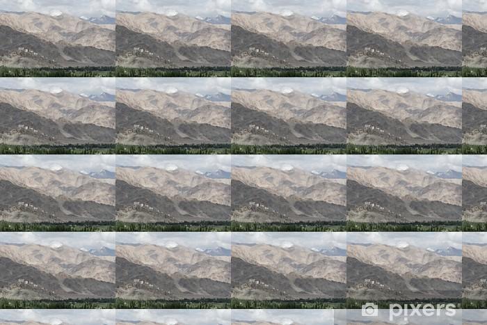 Papier peint vinyle sur mesure Tikse Gompa, Ladakh, Himalalya - Thèmes