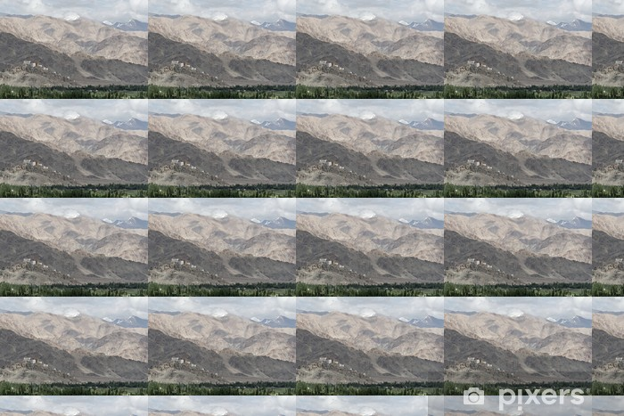 Tapeta na wymiar winylowa Tikse Gompa, Ladakh, Himalalya - Tematy