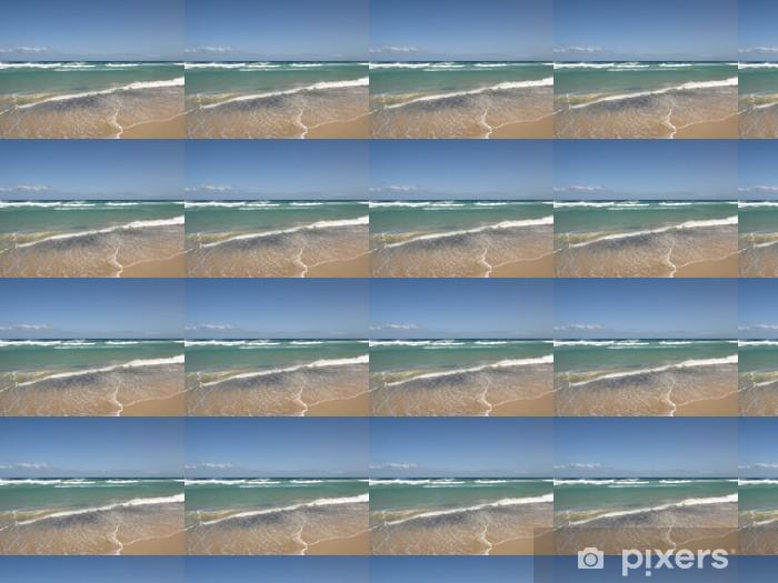 Papier peint vinyle sur mesure Strand von Jandia - Fuerteventura - Eau
