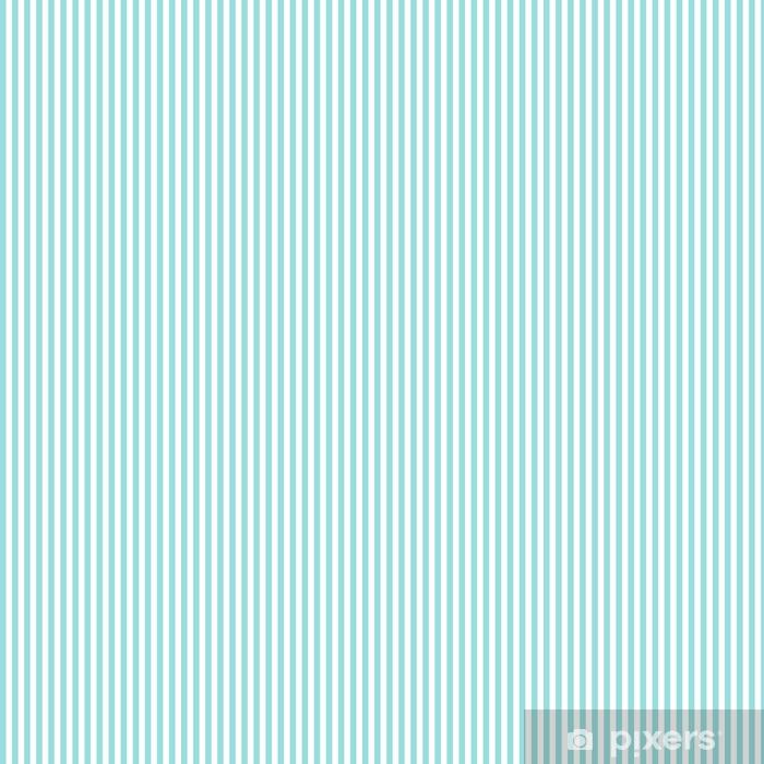 Tapeta na wymiar winylowa Pasek wzór bezszwowe zielony aqua i białe kolory. projektowanie mody wzór bez szwu. geometryczne pionowe paski streszczenie tło wektor. - Zasoby graficzne