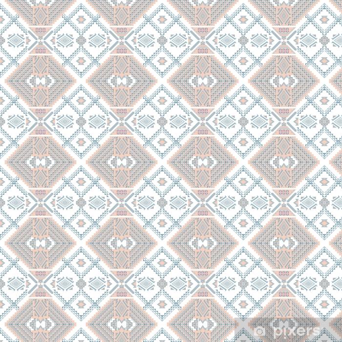 Etniczne geometryczny wzór, tribal wzór