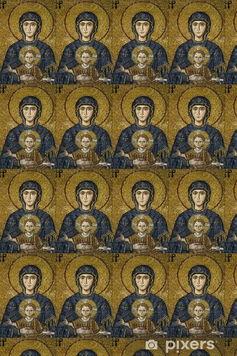 Vinylová tapeta na míru Panna Maria v Hagia Sophia - Témata