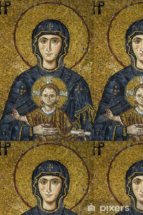 Vinylová Tapeta Panna Maria v Hagia Sophia - Témata