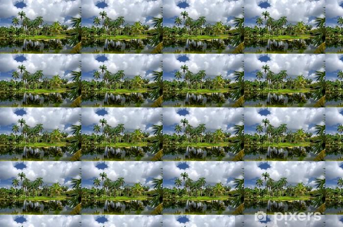 Papel de parede em vinil à sua medida Fairchild tropical botanic garden, FL, USA - América