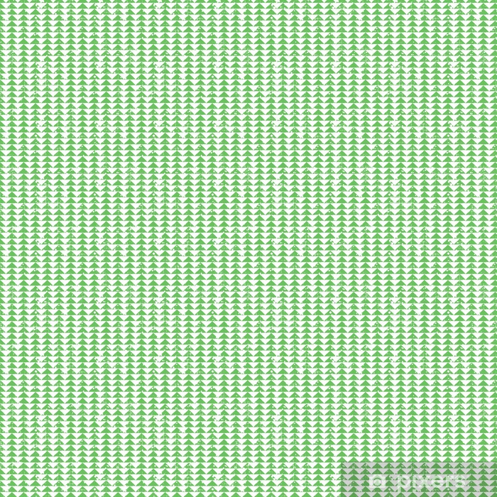 Seamless Vector Grunge Pattern Creative Geometric Pastel Green Background With Rectangles Grunge Texture With Attrition Cracks And Ambrosia Old