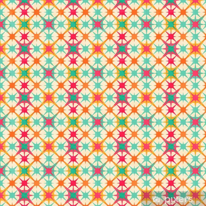 Geometryczne abstrakcyjna wzorek bez szwu. ilustracji wektorowych