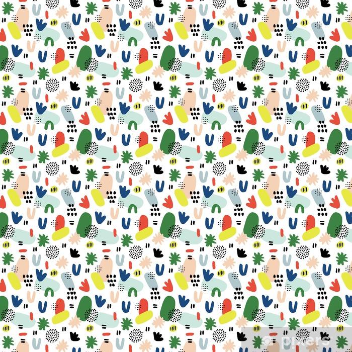 Handtegnet Somlos Monster I Moderne Stil Design Til Plakat Kort