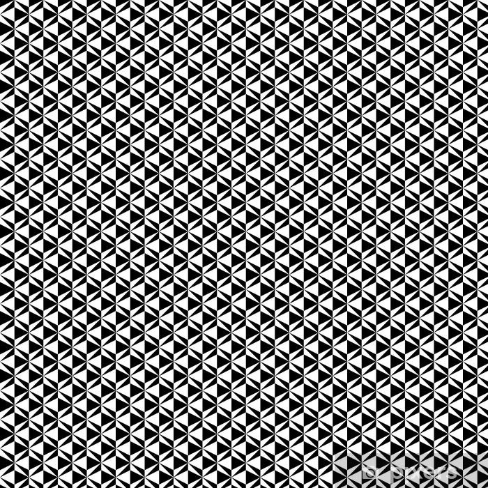 Vinyl behang, op maat gemaakt Geometrisch patroon - Grafische Bronnen