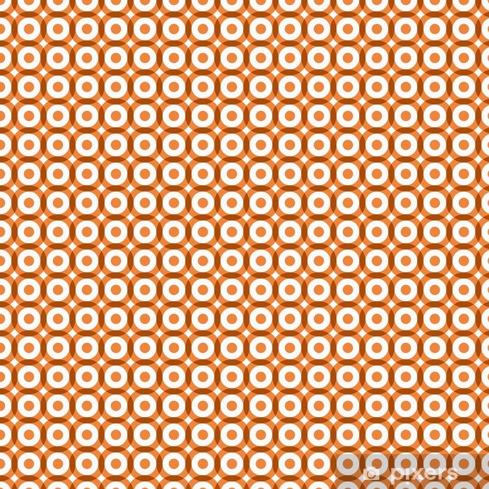 Spesialtilpasset vinyltapet Gjentatt geometrisk sømløs mønster. vektor illustrasjon. - Grafiske Ressurser