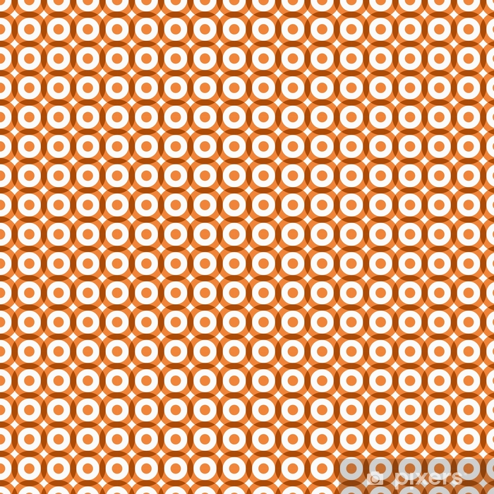 Repeating geometric seamless pattern. Vector illustration. Vinyl custom-made wallpaper - Graphic Resources