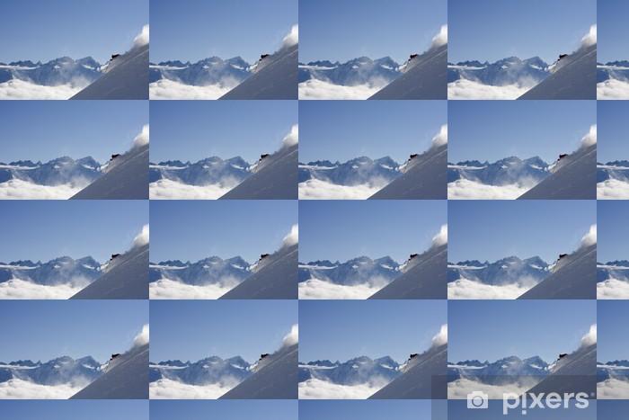 Tapeta na wymiar winylowa Ski freeride - Sporty zimowe