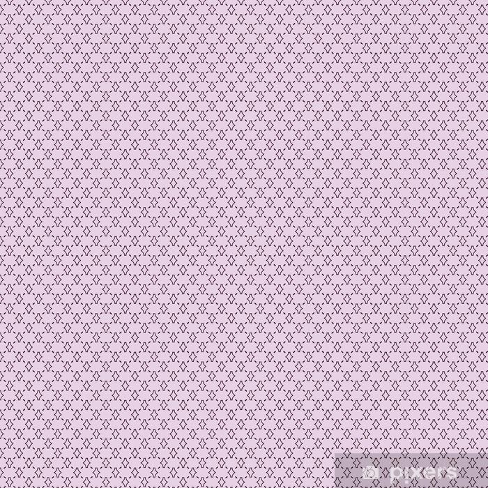 Vinyl behang, op maat gemaakt Leuke delicate naadloze abstracte achtergrond patroon met herhalende elementen op de roze achtergrond. Vector illustratie eps - Grafische Bronnen