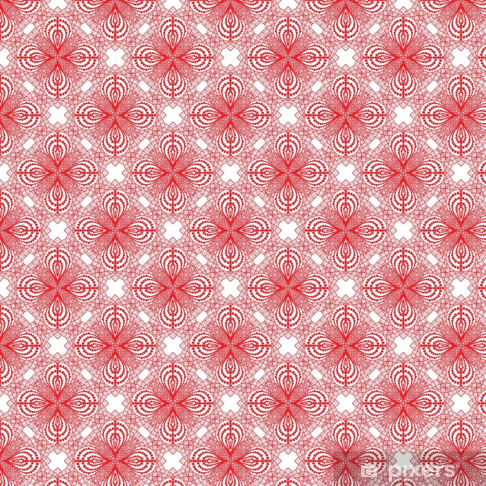 Seamless ornament background. Vinyl custom-made wallpaper - Graphic Resources