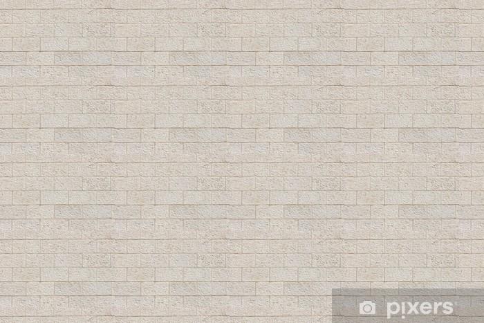 Tapeta na wymiar winylowa Pionowa ściana zbudowana z bloków kamiennych Jerozolimie - Bliski Wschód