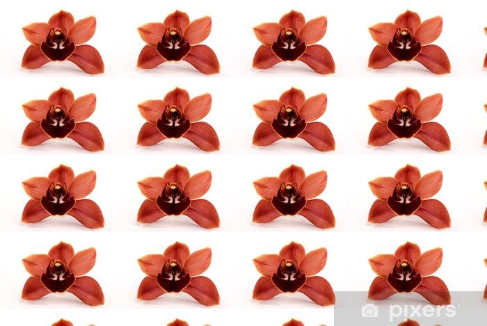Carta da parati in vinile su misura Orchidea - Bellezza e Cura del corpo