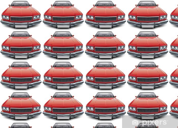 Papel pintado estándar a medida Coupe convertible América cosecha - Transportes