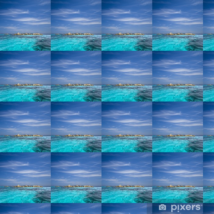 Archipelago of La Maddalena, Sardinia Vinyl custom-made wallpaper - Outdoor Sports