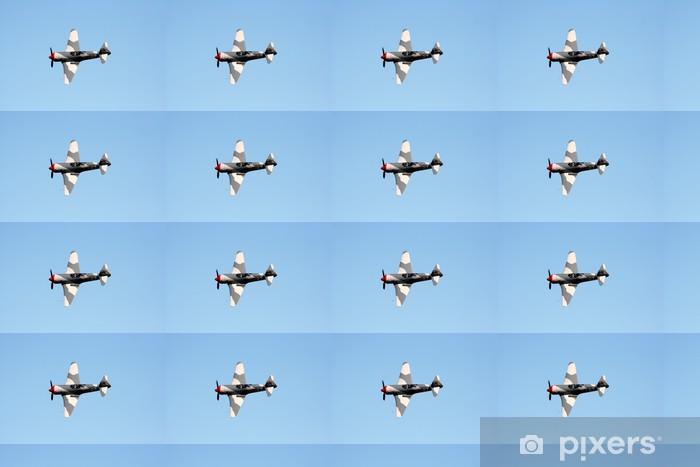 Tapeta na wymiar winylowa Yak avion en vol 3 - Transport powietrzny