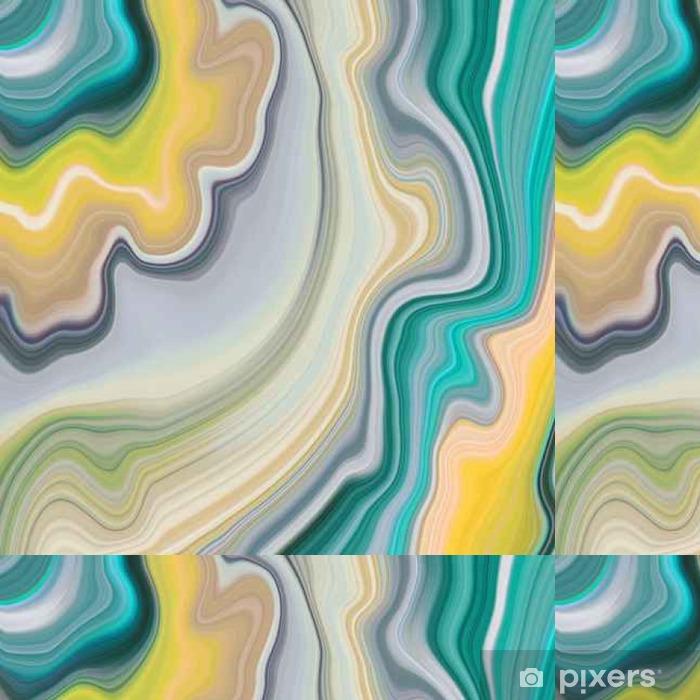 tapeten abstract marmorierten hintergrund dekorative achat textur flussig marmorierung kreativ bemalt tapete grunen und gelben wellenlinien.jpg - Flussig Tapete
