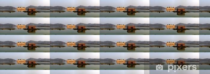 Jaipur, water palace Vinyl custom-made wallpaper - Asia