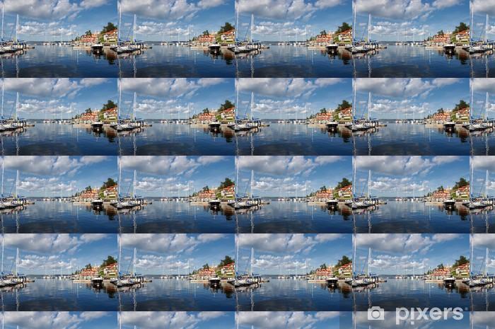 Swedish idyll Vinyl custom-made wallpaper - Islands