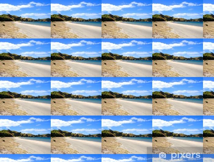 Tapeta na wymiar winylowa Whangapoua Beach, Great Barrier Island, Nowa Zelandia - Oceania
