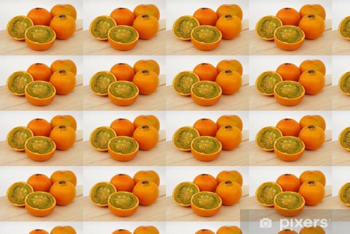 LULOS Vinyl custom-made wallpaper - Fruit