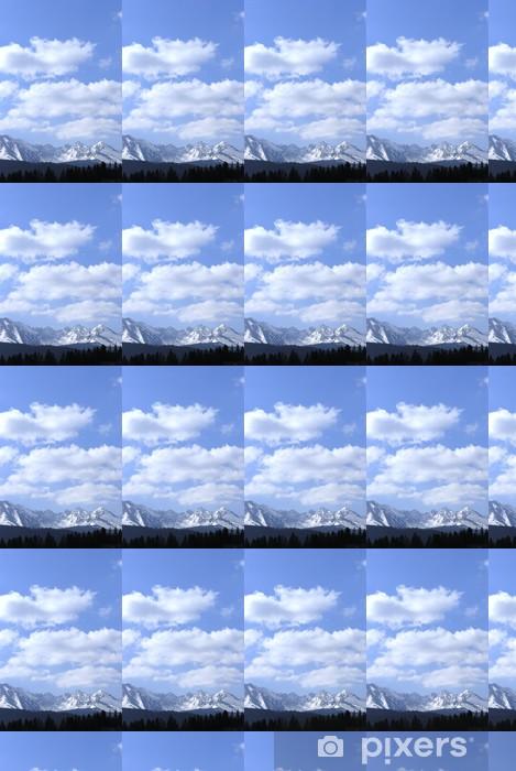 Vinyltapete nach Maß Tatra-Gebirge im Frühjahr - Themen