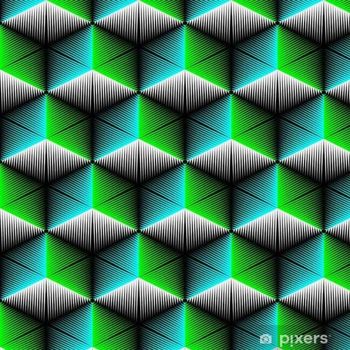 Papier Peint A Motifs Motif Cube Transparente Abstrait Arriere Plan