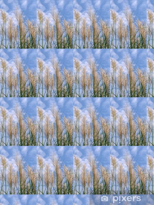 Vinyltapete nach Maß Wilde Getreidehalme - Landwirtschaft