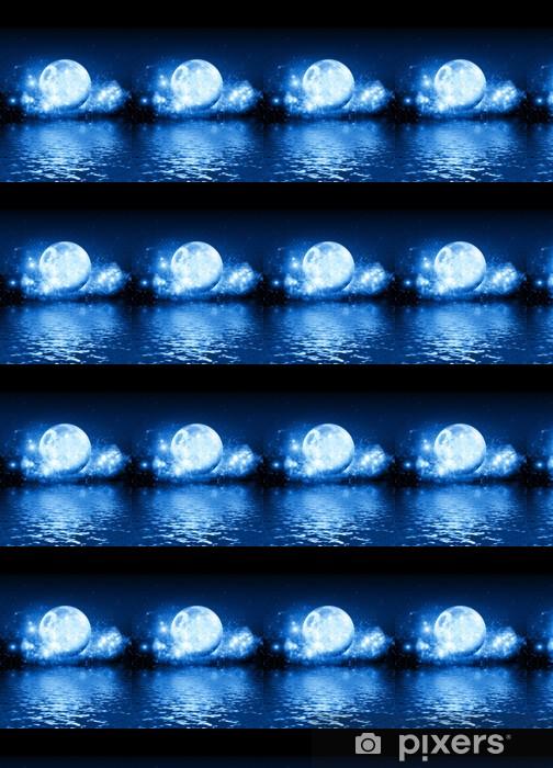 Tapeta na wymiar winylowa Niebieski księżyc - Tematy