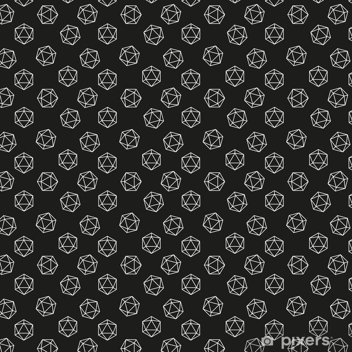 Papier peint vinyle sur mesure Modèle géométrique hexagone modèle géométrique vecteur géométrique - Ressources graphiques