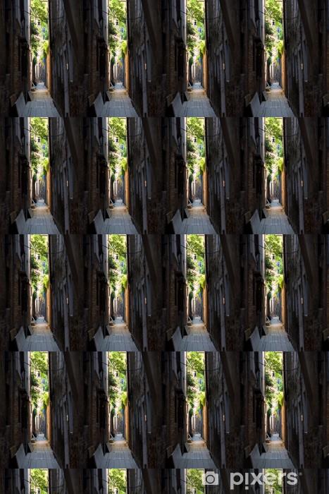 Vinyltapete nach Maß Straße Lane in Venedig im Sommer - Denkmäler