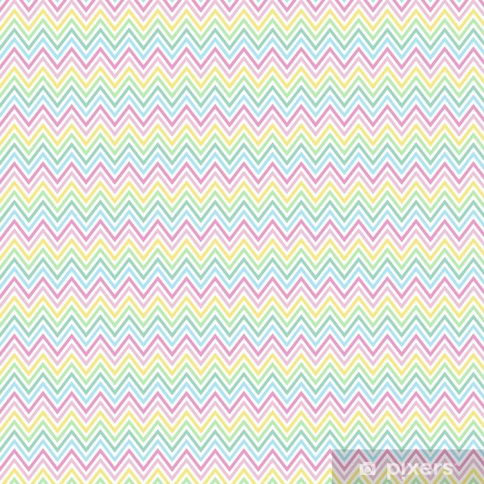 Pastel Groen Behang.Behang Chevron Pastel Kleurrijke Lente Roze Blauw Geel Groen