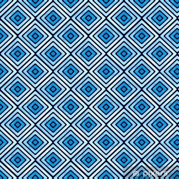Papier Peint A Motifs Motif Geometrique Bleu Sans Soudure Texture